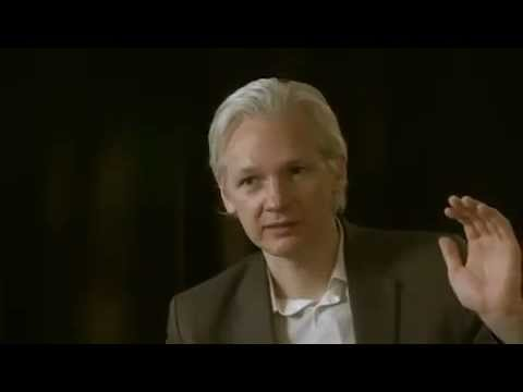 Julian Assange talks about News Media