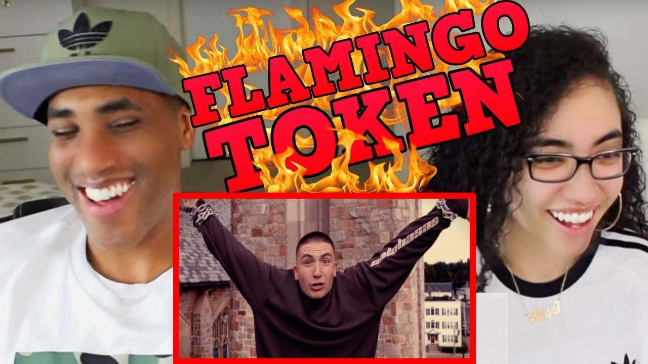 MY DAD REACTS TO Token - Flamingo REACTION (Official Music Video)