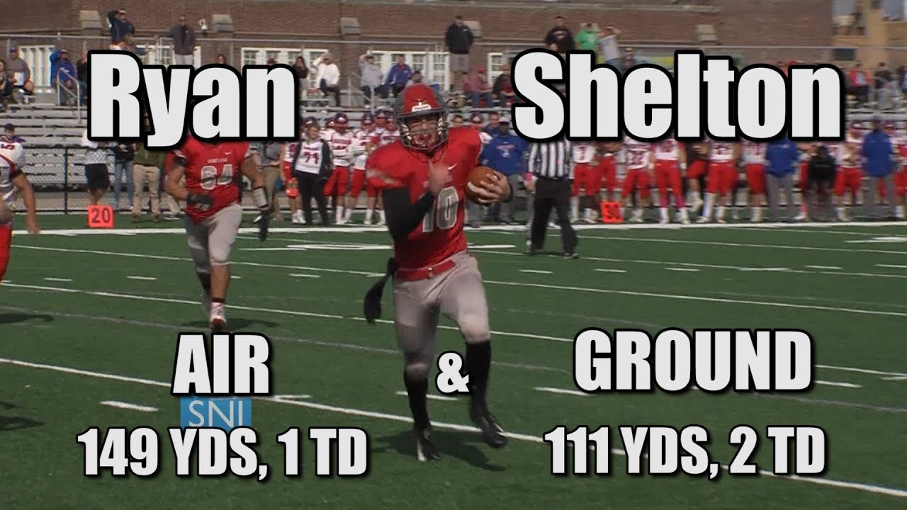 Vineland 31 Washington Township 7 | Ryan Shelton 260 yards + 3 TD