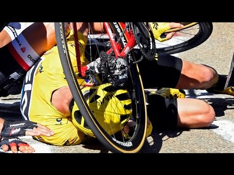 Chris Froome Road Rage Attack!