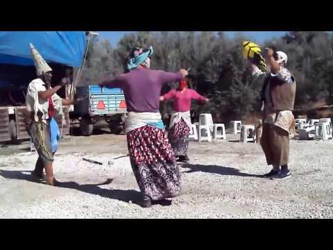 Kesik Çayır Biçilirmi   Çumra Okçu Mahallesi Düğünü