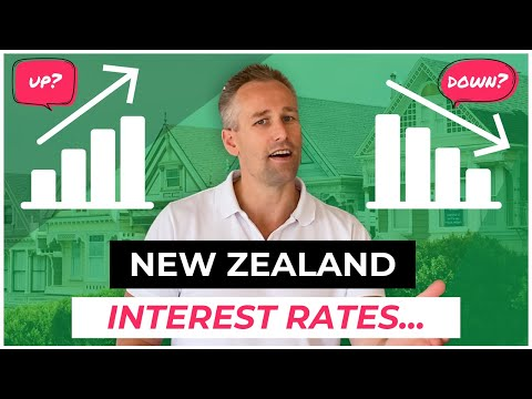 NZ Interest Rates 2021   End of Financial Year - Down or Up?