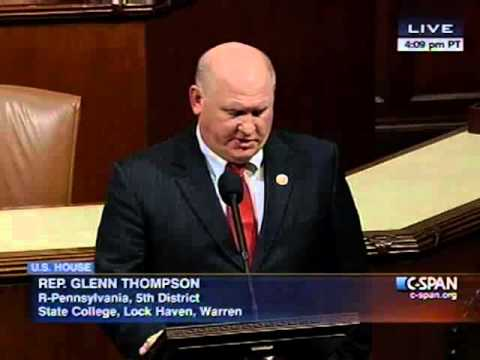 Thompson on House initiatives to force Washington's hand on spending