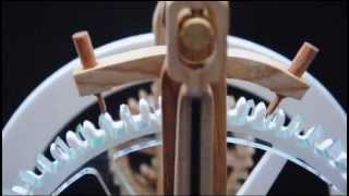 Brian Law's Woodenclocks-clock 12-wind Up