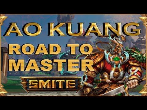 SMITE! AO Kuang, Yo esto no lo esperaba pero pfff...! Road To Master Duel S4 #17