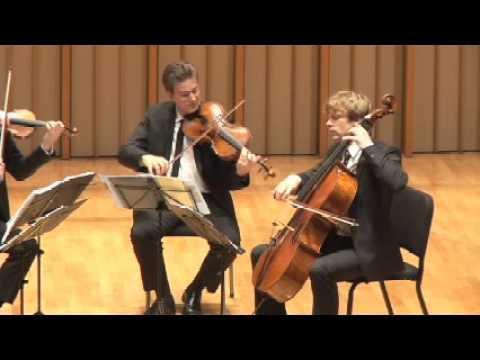 Mozart 'Dissonance' Quartet K.465 - 1st Movement