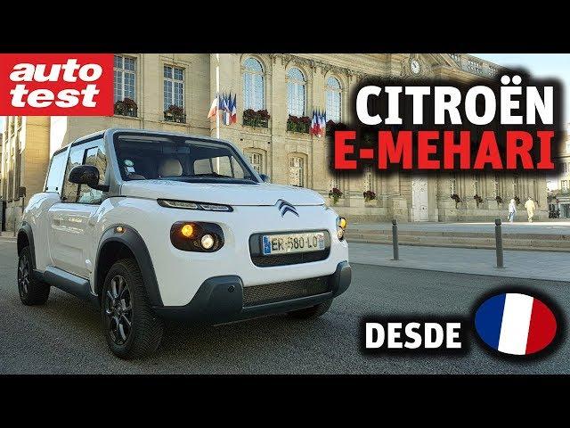 Contacto: Citroën E-Mehari