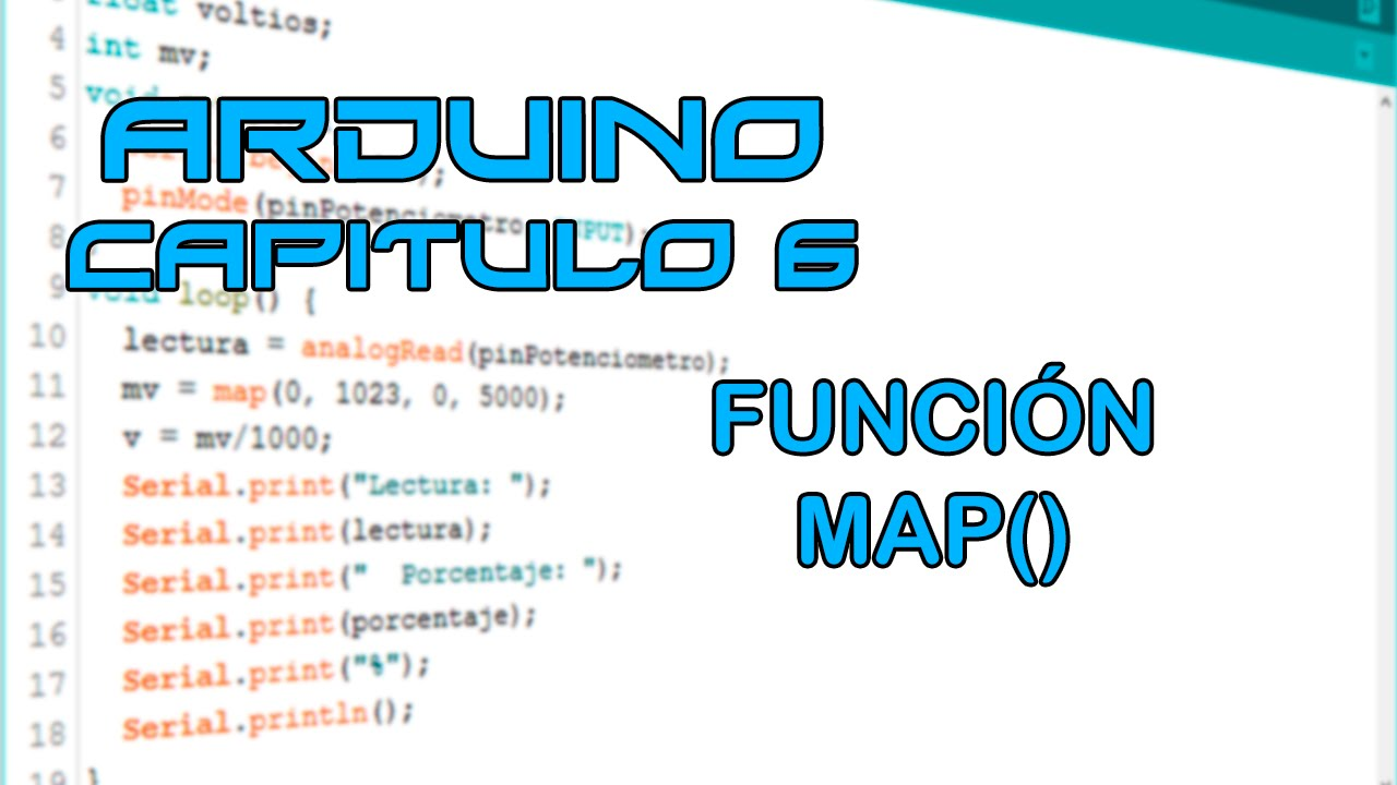 Curso Arduino - Capítulo 6: Función map on intel mcs-48, arduino connections, processing map, ios map, sql map, pic microcontroller, make map, code map, oracle map, ti msp430, gadgets map, microsoft map, mobile map, atmel arm-based processors, wifi map, intel mcs-51, power map, linux map, cisco map,