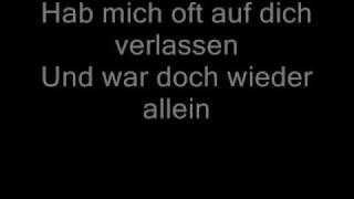 Bela B   Altes Arschloch Liebe Lyrics