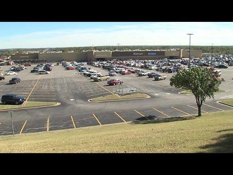 Tulsa Walmart Reopens