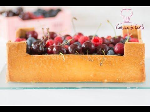 tarte-cagette-de-fruits
