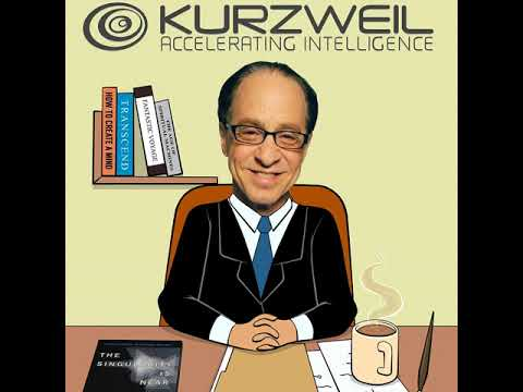 DB 059: Inventor Ray Kurzweil Gazes Into The Future