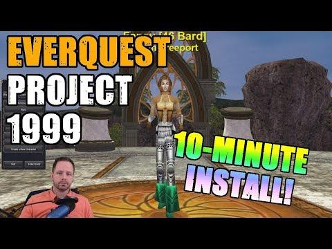 Project 1999 Everquest Titanium ISO Client Download | Neverworks