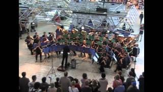 Jalopy - Blåsorkester i Nordstan (2/10)