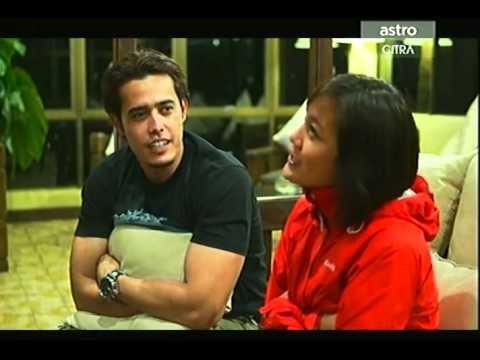 Yana comel menyanyi(Cerita Hatiku Di Kinabalu )
