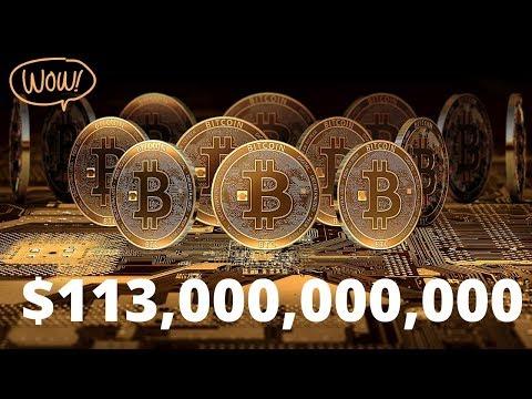 $113,000,000,000 in Bitcoin HODL'd