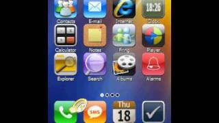 iMate JaMin as iPhone