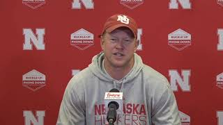 Scott Frost Friday Press Conference