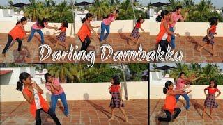 Maan karate | Darling Dambakku song | Sivakarthikeyan | Hansika | Special Cover Dance Video