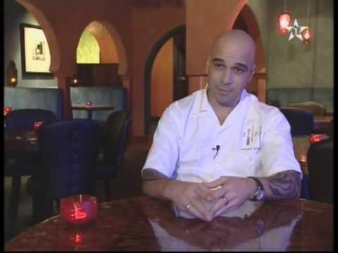 Mourad Lahlou Ambassadeur De La Culture Et De La Gastronomie Marocaine A San Francisco