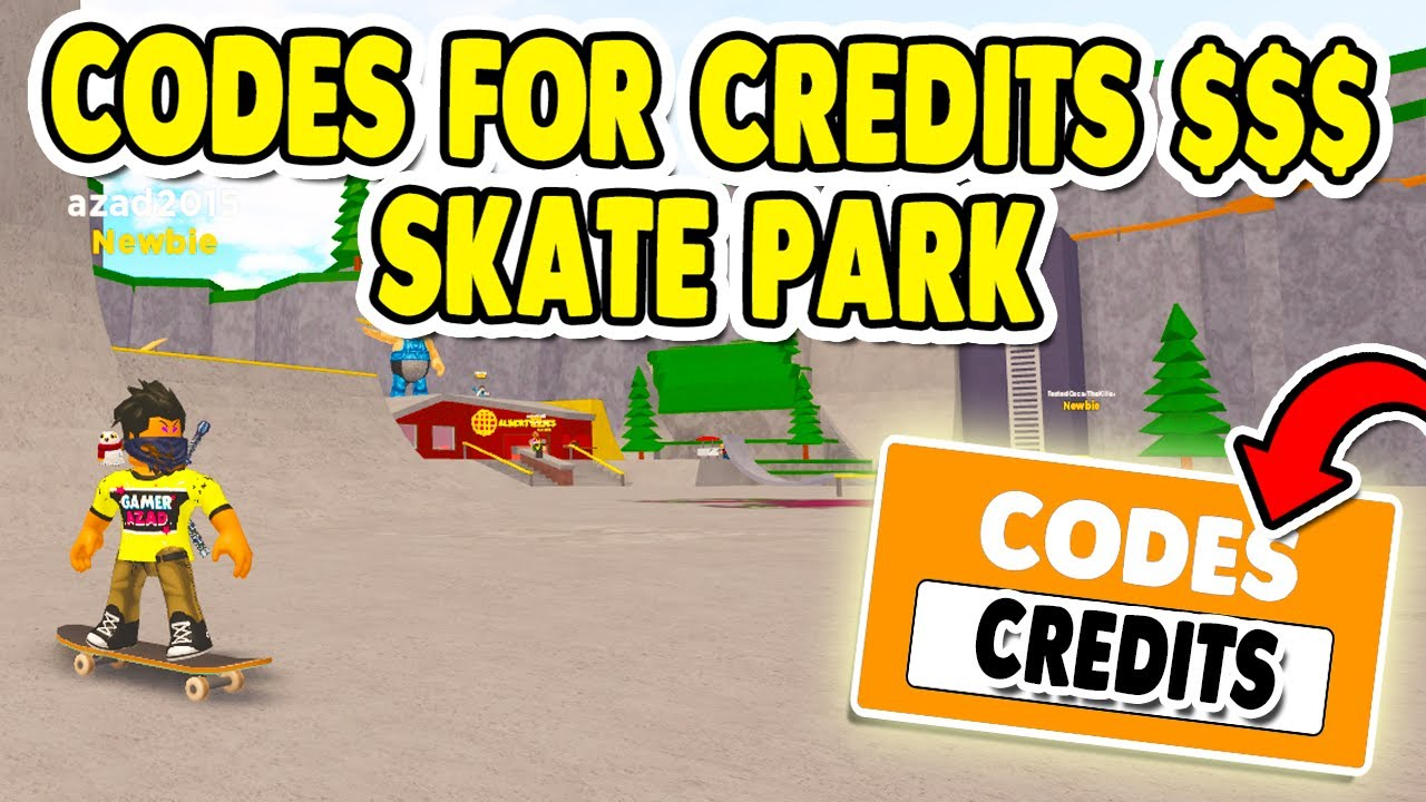 All Working Skate Park Codes Roblox Roblox Skate Park Youtube