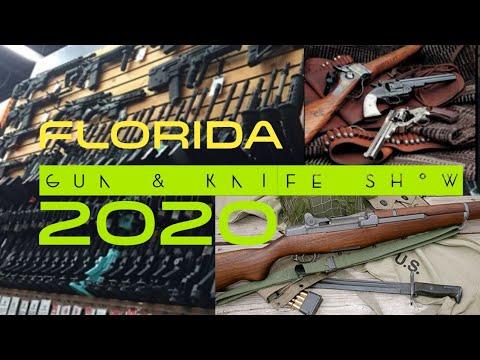 GUNSHOW 2020!! Central FL!!!! Gun / knife Trade show!!