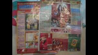 Pictures: Raksha Bandhan (Rakhi) Hindus celebrating on 5 Aug 2009 in Mandir Anarkali Lahore Pakistan