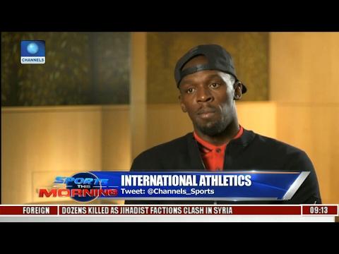 2017 Laureus Awards: Bolt Wins Sportsman Of The Year
