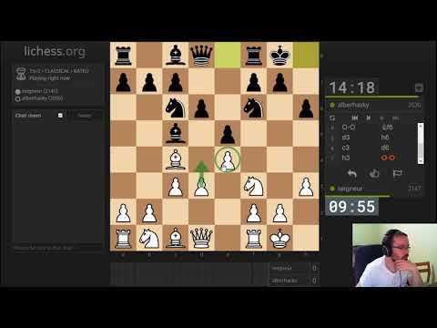Lichess Classical/Standard Chess Game! - TC 15 2 vs. 2030 Opponent