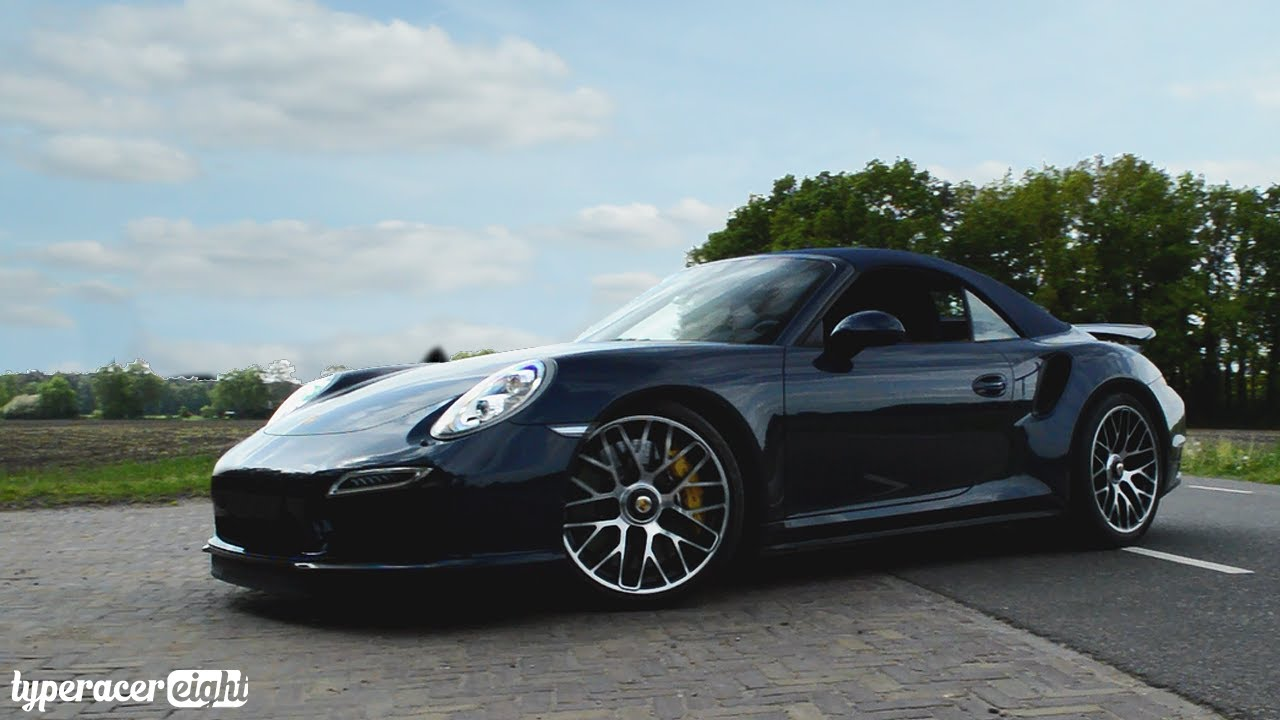 2014 Porsche 991 Turbo S Cabriolet GREAT Sounds YouTube