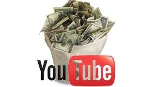 как узнать свой чистый заработок на youtube / how to see your youtube cash