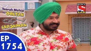 Taarak Mehta Ka Ooltah Chashmah - तारक मेहता - Episode 1754 - 3rd September, 2015