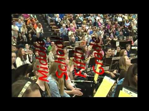 Fort Madison, Ia. All School Concert