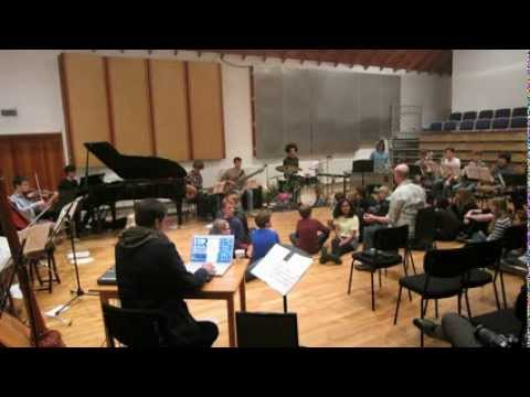 Exchanging Worlds Ensemble Rehearsal