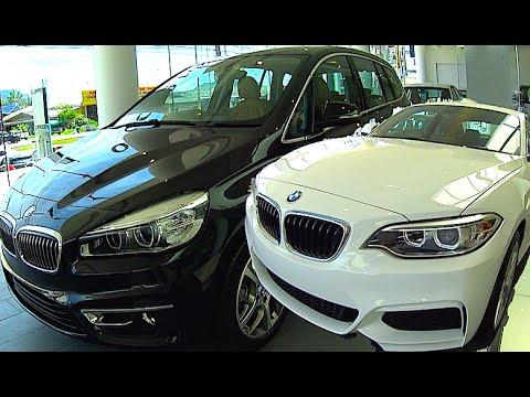 New BMW 2 Series, SUV VS Sedan 2015, 2016 Model 218