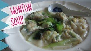 Easy Wonton Soup Dumplings | The Dumpling Sisters