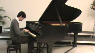 Beethoven Sonata No. 8 in D minor (Tempest), Op. 31, No.2  (1st Movement)