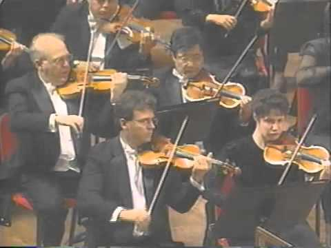 Beethoven 9th Symphony 4 of 4 (St. Louis Symphony Orchestra / Hans Vonk's Inaugural Celebration)