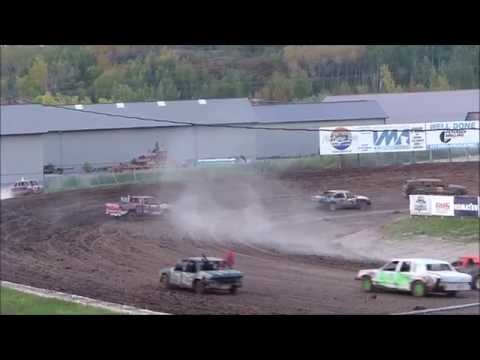 Hibbing Raceway ENDURO Part 2 of 3-September 15, 2015