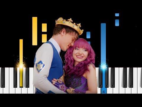 Descendants 2 - You and Me - Piano Tutorial - Disney's Descendants 2 OST