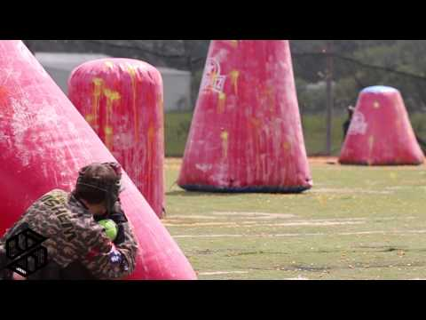 Houston Zone//SA Notorious Road to PSP WCO '14 @ Paintball Zone South | Spantastik™