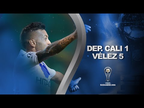Deportivo Cali Velez Sarsfield Goals And Highlights