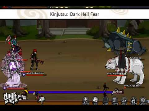 Ninja Saga - Kojima Series: Orochi Scroll