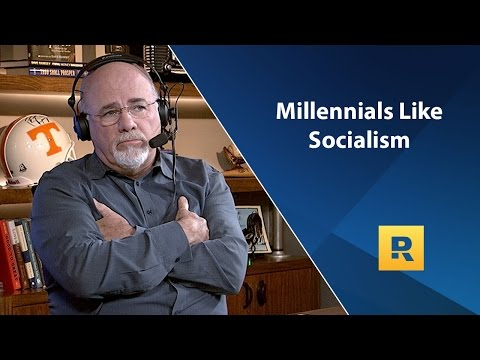 Millennials Like Socialism