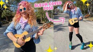 Roller Skate Song Cover: Brand New Key by Melanie ON SKATES!