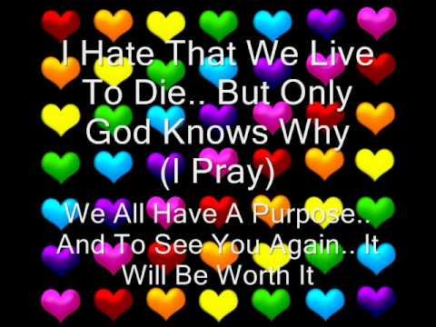 I Pray - Amanda Perez With Lyrics