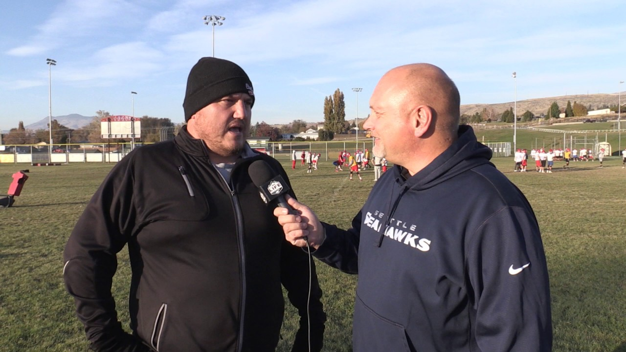 Eastmont Coach Michael Don on Big Plays 2019-11-07