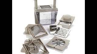 "Curtis Stone ""Chop Chop"" Deluxe Food Chopper"