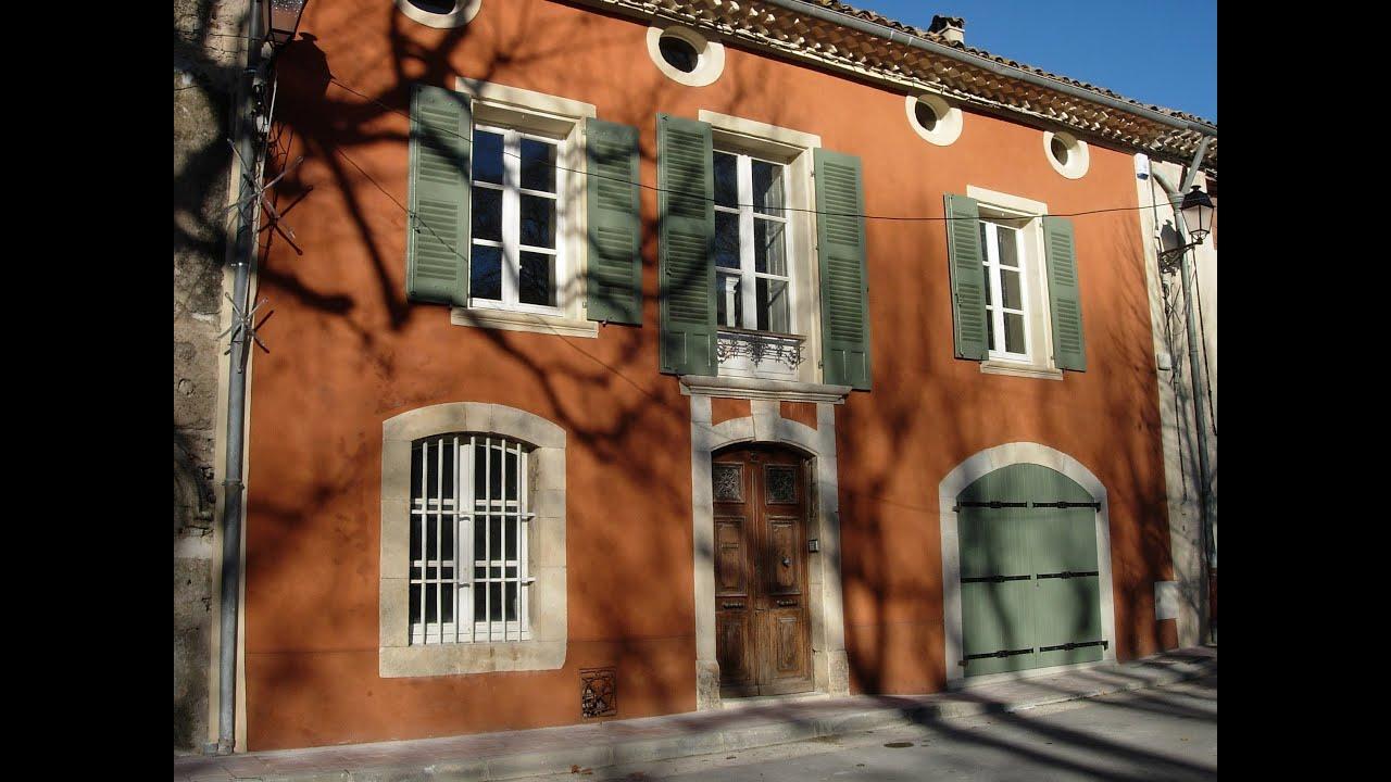Plan De Maison Mas De Provence la maison du faiencier, varages, provence, france - photo