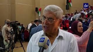 افتتاح معرض الصناعات الأردنية في جنين (29/7/2019)